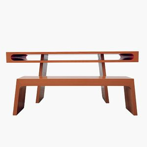 Table with Red Slot by Maria Vidali