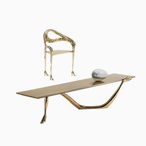 Dalí Leda Low Table-Sculpture from BD Barcelona