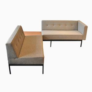 Model 070 & 077 Seating Group by Kho Liang Ie for Artifort