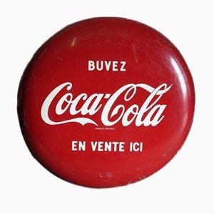Insegna grande della Coca Cola, Francia