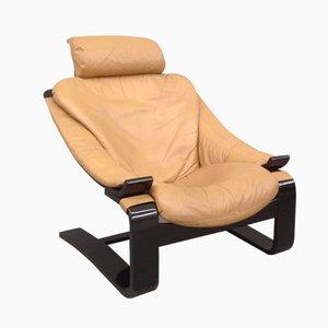 Kroken De Lux Lounge Chair by Ake Fribytter