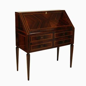 Rosewood Secretaire by Paulo Buffa, 1950s
