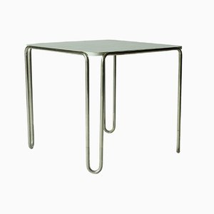 B10 Table by Marcel Breuer for Thonet
