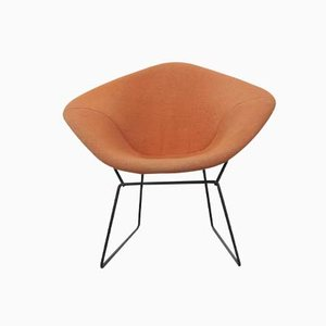 Vintage Diamond Chair by Harry Bertoia for Knoll, 1970s