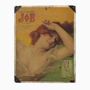 Cartellone pubblicitario Art Nouveau di Daniel Hernandez, 1889