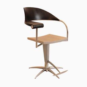 Fauteuil à Pivot avec Cendrier par Philippe Starck