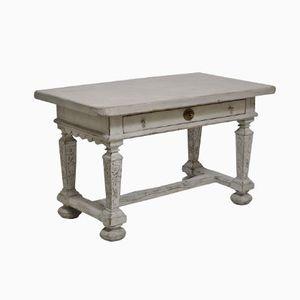 Scandinavian Freestanding Table, 19th Century