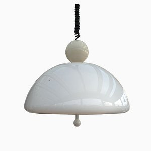 Italian Adjustable Ceiling Lamp by Ello Martinello for Martinelli Luce, 1970