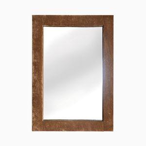Brown Velvet Mirror, 1960s