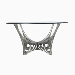 Brutalist Coffee Table by Willy Ceysens, 1960s