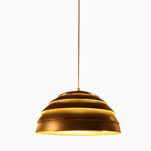 Dome Hanging Lamp by Hans Agne Jakobsson for Markaryd, 1960s