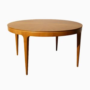 Cherrywood Coffee Table by Ole Wanscher for AJ Iversen