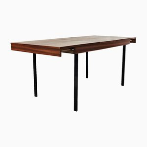 Adjustable Extending Dining Table by Pierre Guariche for Meurop, 1950s
