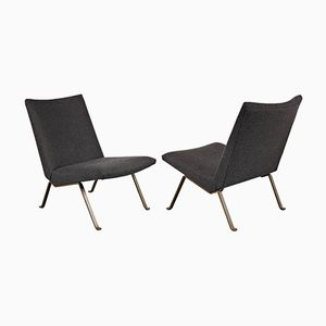 Easy Chairs by Koene Oberman for Gelderland, 1950s, Set of 2