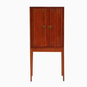 Vintage Pipe Cabinet by Henning Korch for Silkeborg Møbelfabrik.