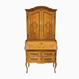 Vintage Piedmontese Walnut Bureau