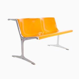 Modell 120/2 Sitzbank von Friso Kramer für Wilkhahn