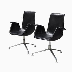 Tulip Chair Modèle 6727 par Preben Fabricius & Jørgen Kastholm pour Walter Knoll, 1950s