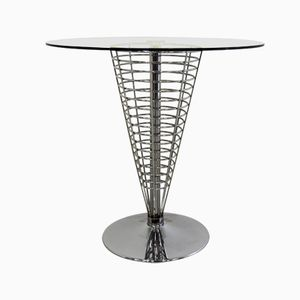 Wire Cone Table by Verner Panton for Fritz Hansen