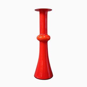 Carnaby Glass Vase by Christer Holmgren for Holmegaard