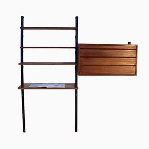 Shelving Unit by Poul Cadovius for Royal System