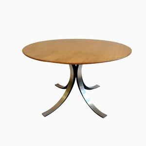 Italian Round Table by Borsani and Gerli for Tecno, 1963