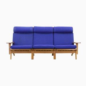 Skandinavisches Modernes Sofa von Hans Wegner für Getama