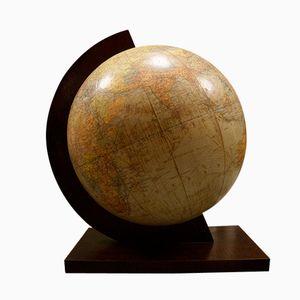 Art Deco Globus von Dietrich Reimer, 1925