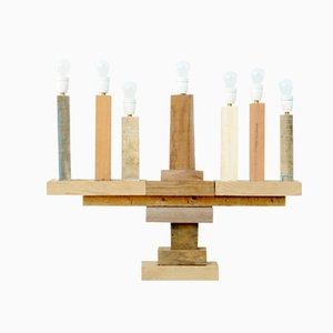 Menorah by Pepe Heykoop