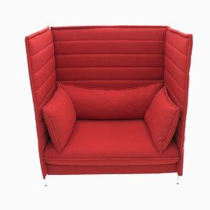 2- Sitzer Sofa mit Hoher Lehne von Ronan & Erwan Bouroullec für Vitra, 2006