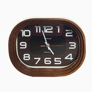 Horloge Moderniste en Bois de Kienzle Electronic, 1970s