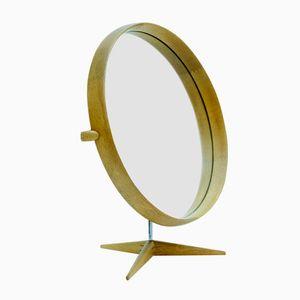 Kosmetik Spiegel von Uno & Östen Kristiansson für Luxus, 1950er