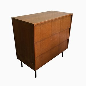 Walnut Secretary Desk by Leonardo Fiori