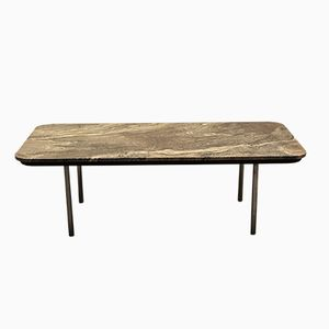 Marble Coffee Table by Hans J. Wegner for Andreas Tuck