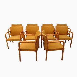 Chaises d'Appoint Mid-Century de Wilkhahn, 1960s, Set de 10