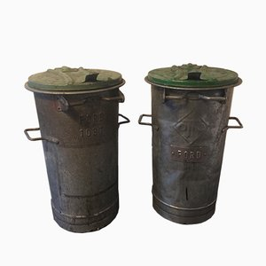 Industrial Factory Bin from Ford