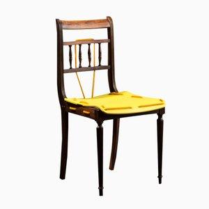 Cadeira Amarela Stuhl von Paulo Goldstein Studio