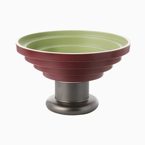 Footed Bowl by Ettore Sottsass for Bitossi