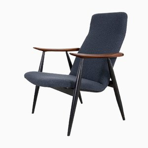 Skandinavischer Vintage Teak Sessel von Olli Borg für Asko