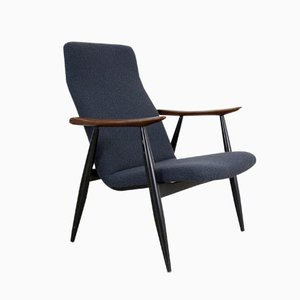 Vintage Scandinavian Lounge Chair by Olli Borg for Asko
