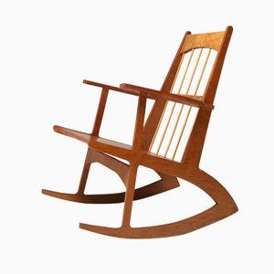 Rocking Chair Mid-Century, Etats-Unis, 1960s