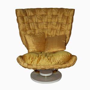 Italienischer Sessel von Marzio Cecchi, 1980er