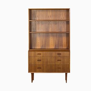 Danish Teak Book Cabinet from Lyby
