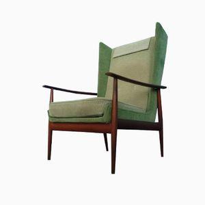 Vintage Teak Sessel von Wilhelm Knoll