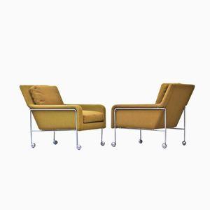 Vintage Dux Sessel von Sam Larsson für Dux, 2er Set