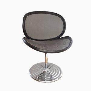 Vintage O-Line Drehstuhl von Herbert Ohl für Wilkhan Möbel