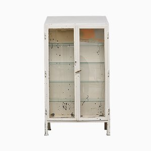 Large Industrial Medical cabinet, 1930s