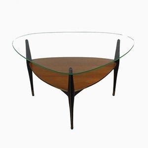 Table Trépied Mid-Century, Italie