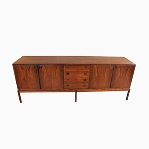 Large Danish Rosewood Sideboard, 1960s