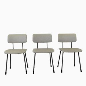 No. 1231 Conference or Dining Chairs by A.R. Cordemeyer for Gispen, 1965, Set of 3
